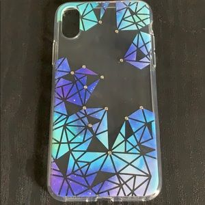 Accessories - Swarovski crystal phone case